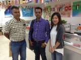 Mauritian customers visiting Yuesen Med