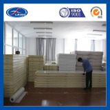PU sandwish panels parallel panels production panels