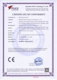 Indoor Full color LED display CE-LVD Certificate
