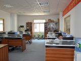 The office of our company