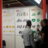 a&S Machinery - 2015 BAUMA AFRICA - H6.K55