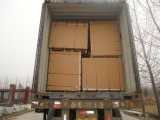 Film Faced Plywood Package Loading