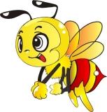 Bee Design Sketch