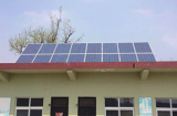 20KWp solar power station in Luoyang