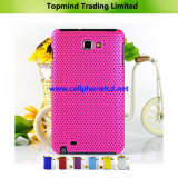 Colored Mesh Back Cover for Samsung Galaxy Note I9220 N7000