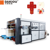 DAKIOU Higher speed paper roll die cutting machine