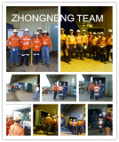 Onsite Technic Support & Commissioning and Training Service