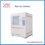 Rain test chamber