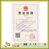 Business License of Xiamen Yeyang Import & Export Co., Ltd. with YEYANG Stone Trade Company