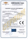 CE certificate for Slitting Line