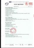 EN71 Test reports