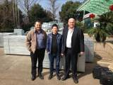 Australian Customer Visiting LIHONGYUAN steel grating
