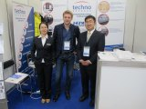 Hengli successfully participate in Expo Electronica 2015 in Moscow