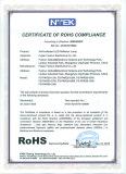 RoHS Certification OF PAR lights