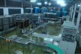 6000BPH Glass Bottle Beer Filling Line in Venezuela