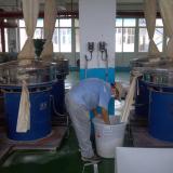 rotary vibrating sieve machine