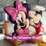 Mickey Mouse Inflatable Bouncy Castle