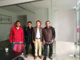 Malaysia Customer Came To Our Company For Inspection