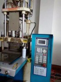 Silicon nose pad and Temple tip machine