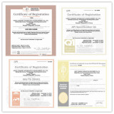 Pictures of Certificates