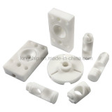Machined parts for food machines