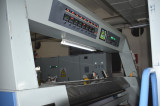 Setting machine fabrics