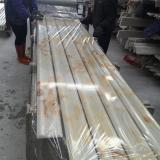Artificial Onxy Marble Mouldings Slabs.