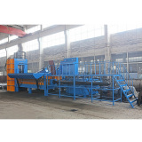 500 tons metal baler and shear machine