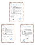 led flood light certificate