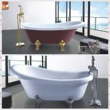 hot sales hotel bathroom soaking bathtub