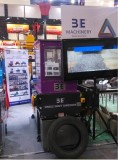 3E machinery had a great show in 116th CANTON FAIR exhibition