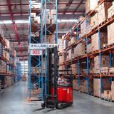 standard heavy duty pallets storage
