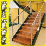 Stainless Steel Stair Balcony Handrail
