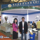 India customer in chinaplas