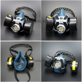 High Qulaity Half-Face Chemical Respirator (CR6201)