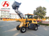 Sweden, Germany, Austria 1.5ton wheel loader ZL15F