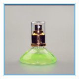 Custom Logo Printing Glass Perfume Bottle with Sprayer (CKGPR130408)