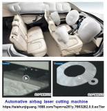 laser cutting airbag nonwoven machine