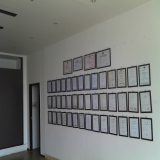 Corner of Office