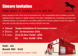 Exposition Information-GLASSTECH ASIA2016