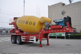 Recommendation--10m3 Concrete Mixer Semi Trailer