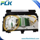 2 In 2 Out Fiber Optical Splice Inline Splitter Enclosure
