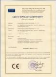 EDS2000 CE certificate (EMC)