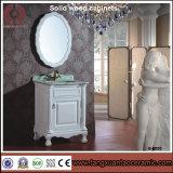 Classical Solid Wood Bathroom Cabinet (B-8033)