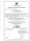 CE FOR PCS SERIES IMPULSE SEALER