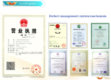 Factory Certificates