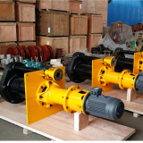 100RV-SPR Rubber Liner Slurry Pump