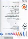 FCS certificate