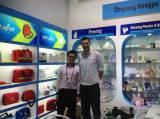 Great hongyu medical team on Dubai Big 5 medical fair