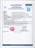 ATEX certificate for Pneumatic Actuator
